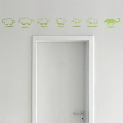 Stickers Sheep