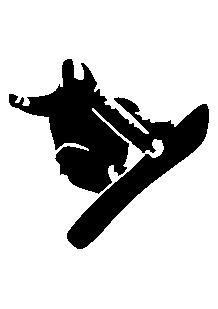 stickers snowboard