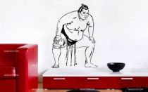 Stickers sumo