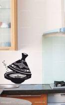 Stickers Tajine, les saveurs du Maroc.