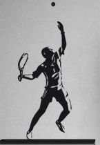 stickers tennisman