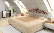 stickers chambre adulte tete de lit
