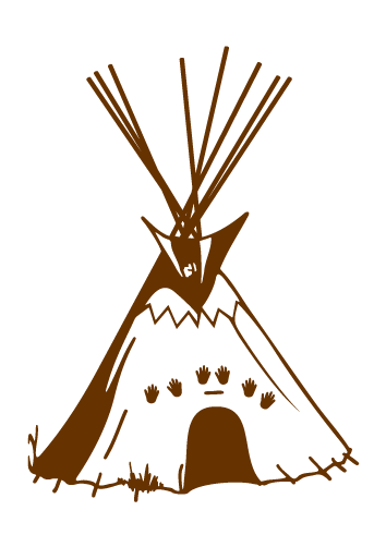 Stickers Tipi