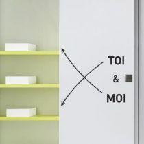 Stickers Toi et Moi