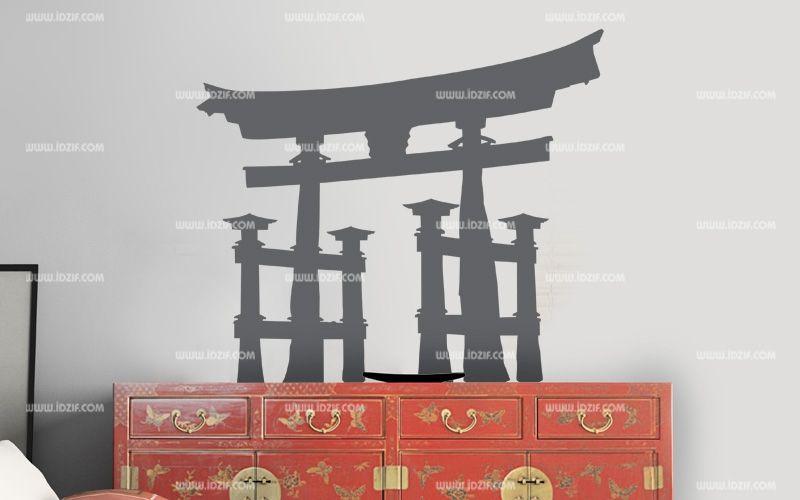 Stickers torii
