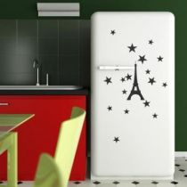 Stickers Tour Eiffel et �toiles