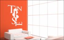 Le stickers Tunisie pour la déco d\'intérieur