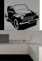 stickers design voiture