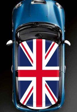 stickers voiture drapeau