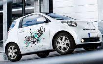 stickers graphique pour voiture