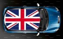stickers voiture anglais