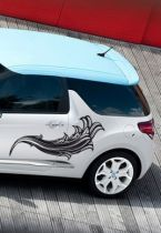 stickers voiture DS3