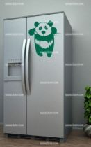 Stickers wc eau