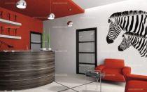 stickers zebres